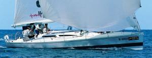 koala sail yacht hi-tech