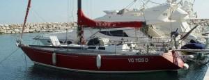 Second hand Baltic Yacht 39 - Vampa