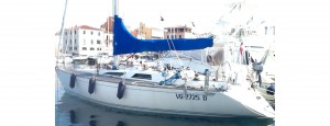 Second hand Baltic Yacht 43 - Blue Witch