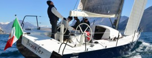 Vismara v34 e-power Brusafer italian yacht