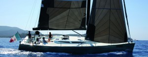 Vismara 50 Dragon italian yacht
