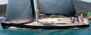 Vismara Baltic Easy Blue 62 semi custom italian yacht
